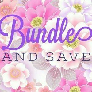 💓3/20 bundle deals or bundle your own 💓
